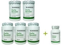 30 Day Detox Daily Benefit Set By Dr. Morrison