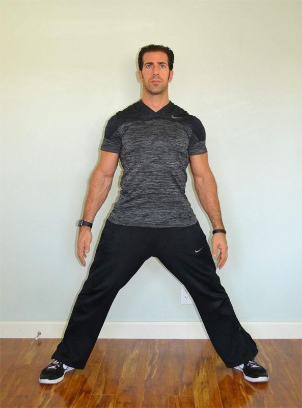 Lateral Squat