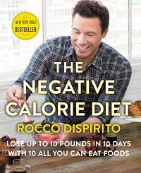 Rocco Dispirito's The Negative Calorie Diet