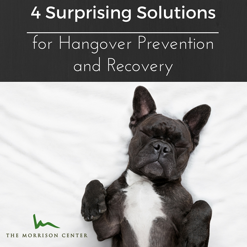 4 Surprising Solutions for Hangover Prevention and Recovery