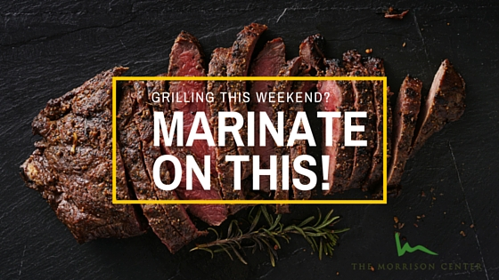 Grilling this weekend? Marinate on this!