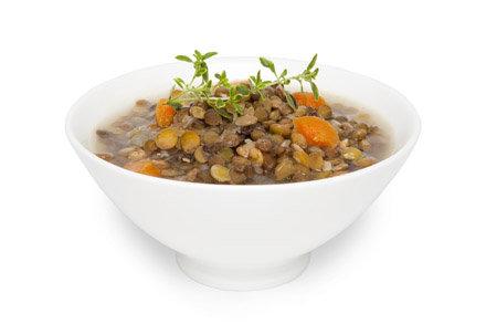 Lentil Soup (V)