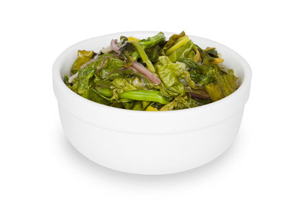 Stewed Mixed Greens