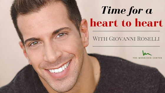 Time for a Heart to Heart With Giovanni Roselli