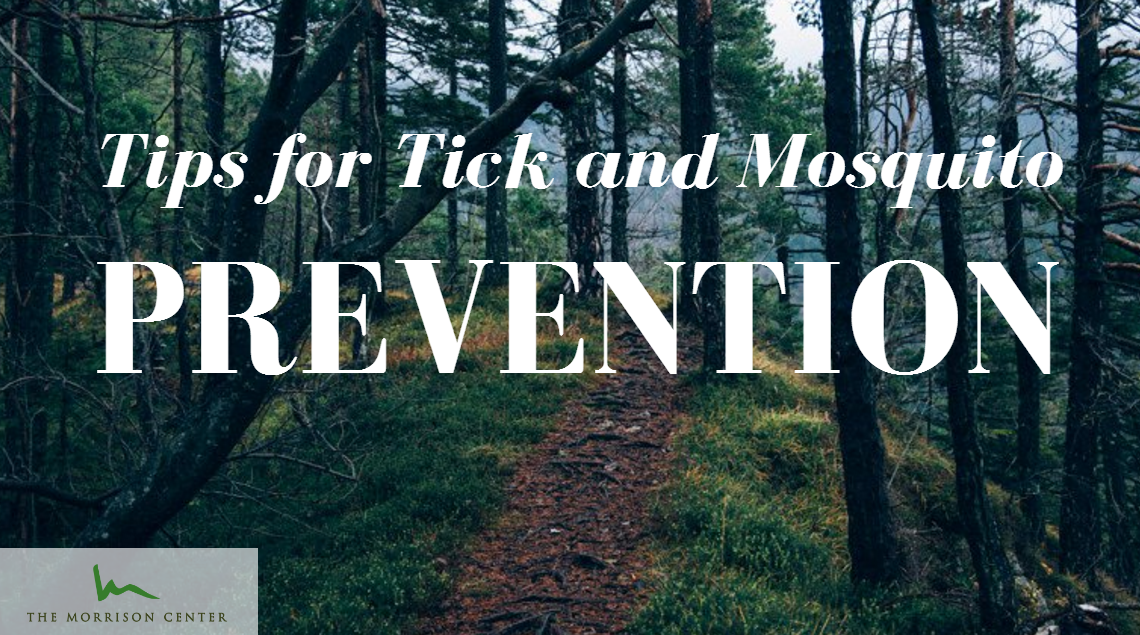 2016 Tips for Tick and Mosquito Prevention
