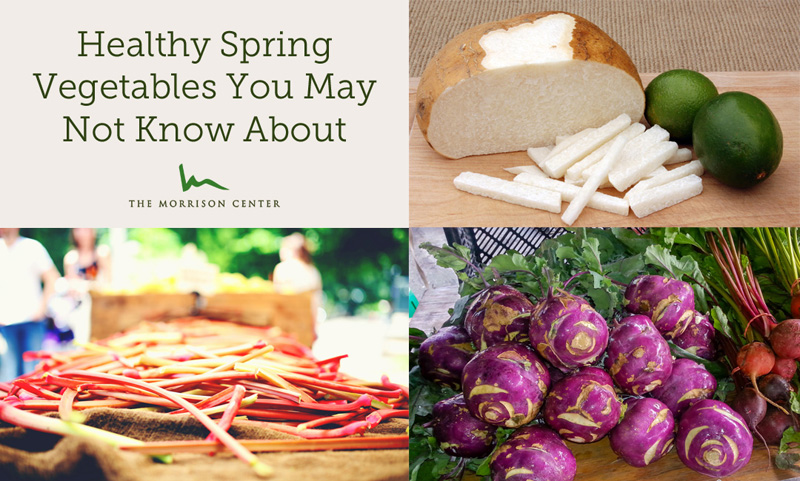 Healthy Spring Vegetables You May Not Know About