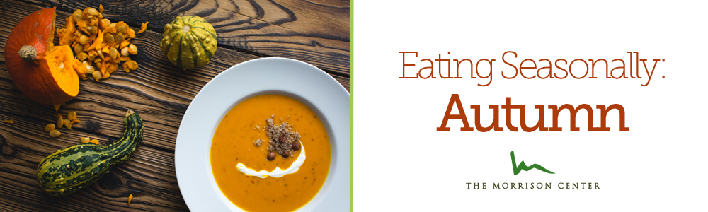 Eating Seasonally: Autumn