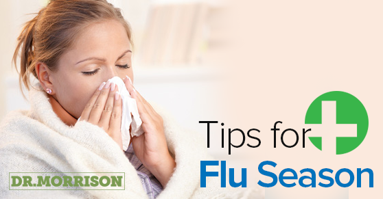 Healthy Tips for Cold and Flu Season