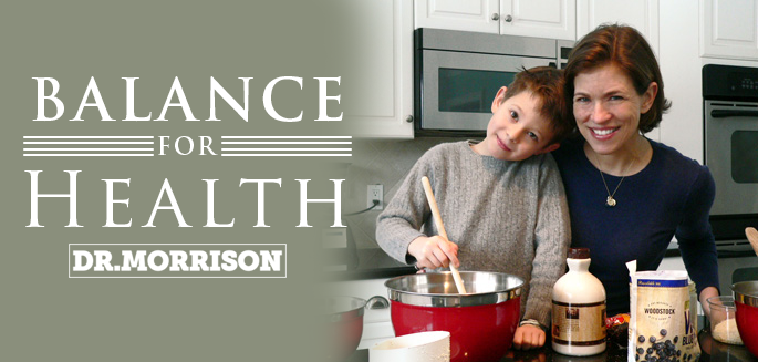 Dr. Jeffrey Morrison on restoring pH balance in the body