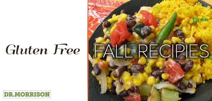 Healthy Gluten-free Recipes for Fall