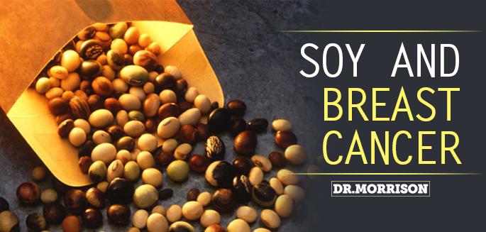 Breast Cancer Risk: Can Soy Help?