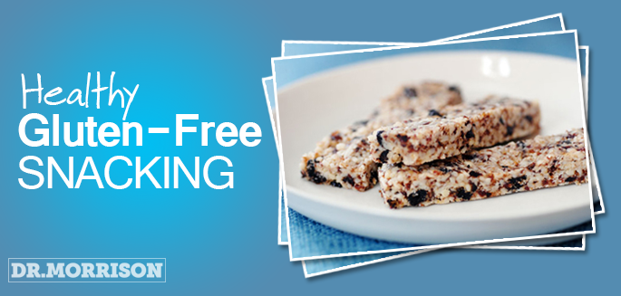 Healthy Gluten-Free Snacking
