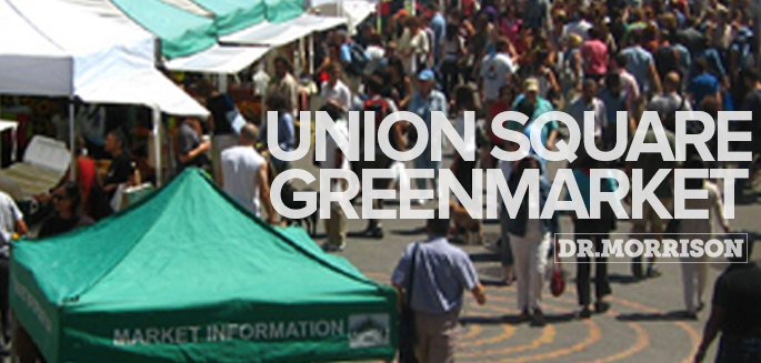 Farmers Market: Union Square Greenmarket