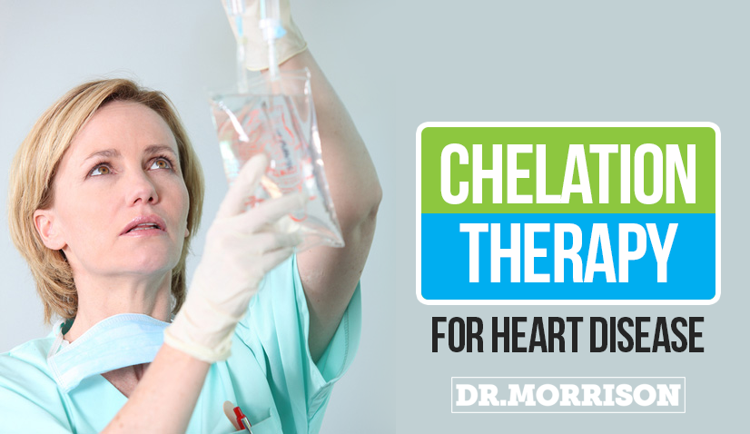 NIH Trial Gives Surprising Boost to Chelation Therapy for Heart Disease