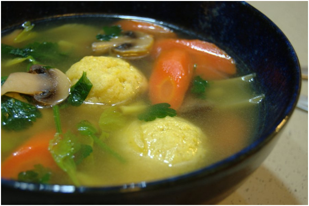 Gluten-Free Matzo Ball Recipe
