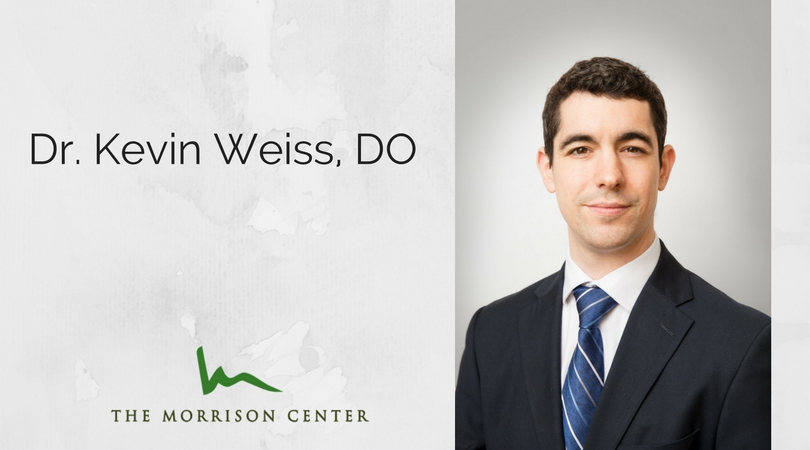 Welcome Dr. Weiss!