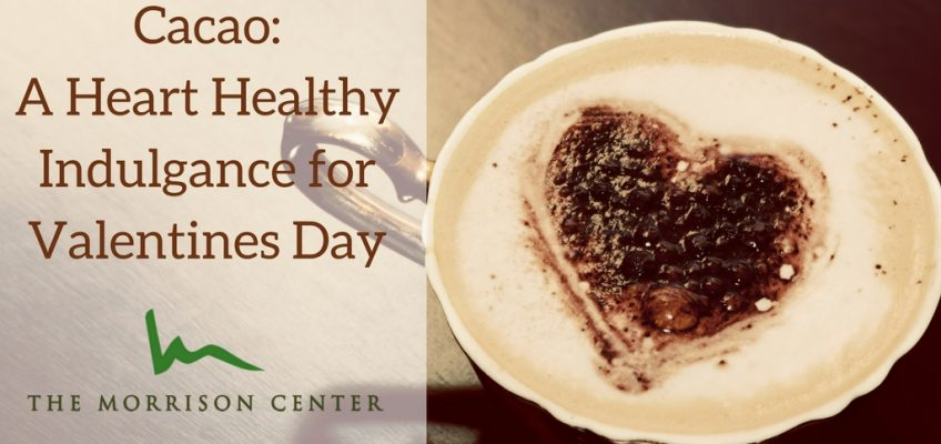A Heart Healthy Indulgence for Valentine's Day? Yes Please!