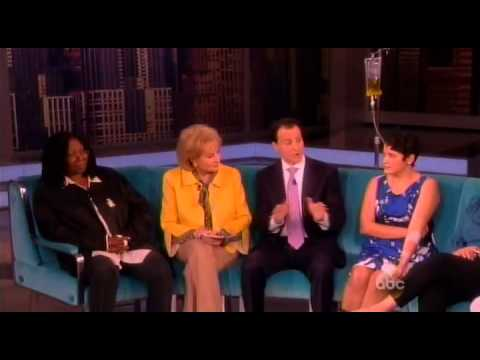 IV Vitamin Drips: Dr. Morrison on The View