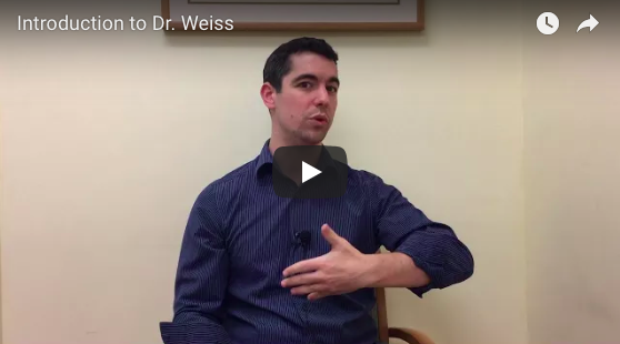 Introducing, Dr. Kevin Weiss