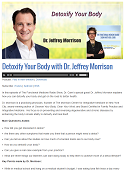Podcast: Detoxify Your Body